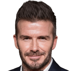 David Beckham in Football Manager 2017