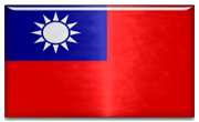 Chinese Taipei (China PR) Flag