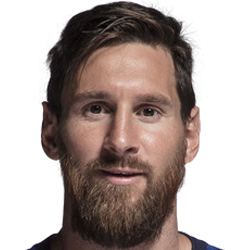 Lionel Messi - Cut Out Player Faces Megapack Requests
