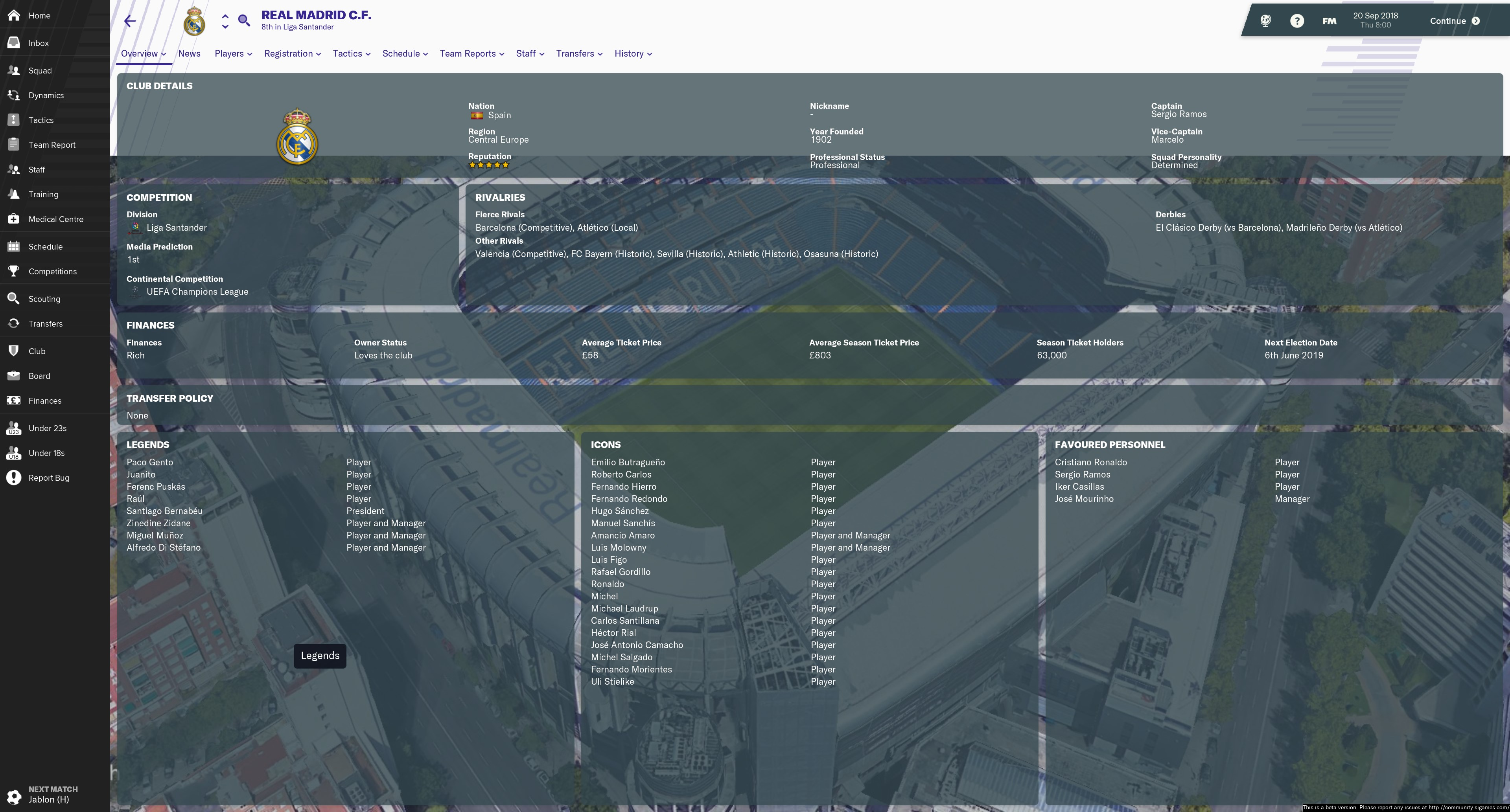 Football Manager 2019 Base Skins With Working Background Mod