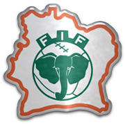 Ivory Coast FA Logo