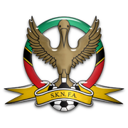 Saint Kitts and Nevis FA Logo