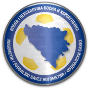 Bosnia and Herzegovina FA Logo