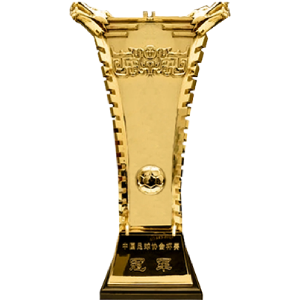 Chinese FA Cup Trophy