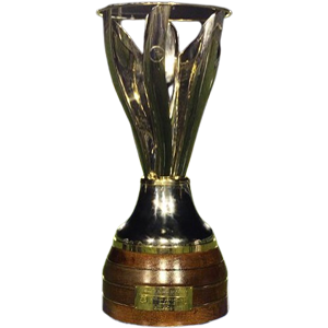 Brazilian Goiás State Championship Trophy