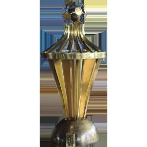 Brazilian Brasiliense State Championship Trophy