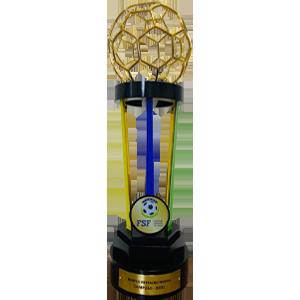 Brazilian Sergipe State Championship Trophy