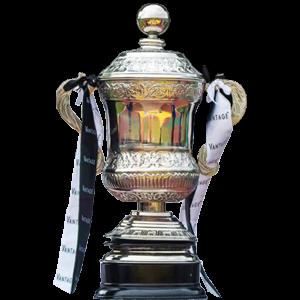 Sri Lankan FA Cup Trophy