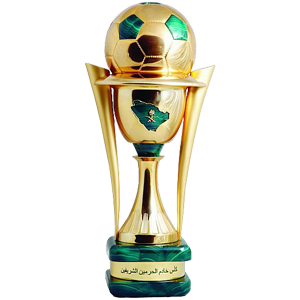 Saudi King's Cup Trophy