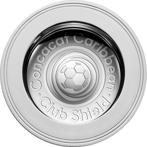 Caribbean Club Shield Trophy